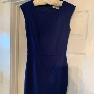French Connection Blue Dress